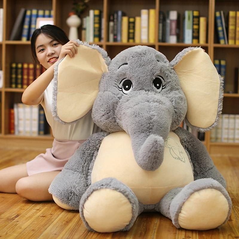 LilliPhant baby Giant Plush Stuffed Elephant Soft Toy With Cute Flappy Ears