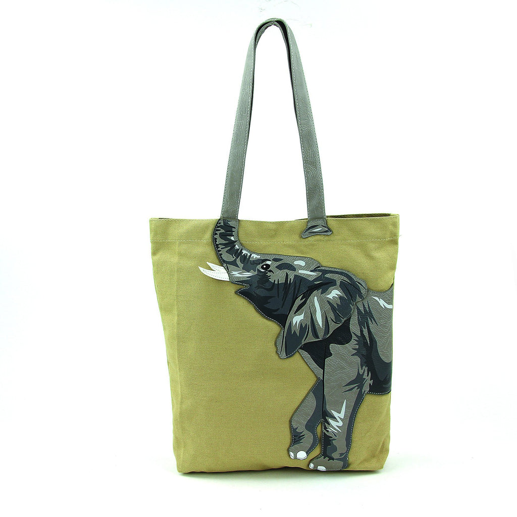 LilliPhant FREE SHIPPING Elephant Tote design Canvas