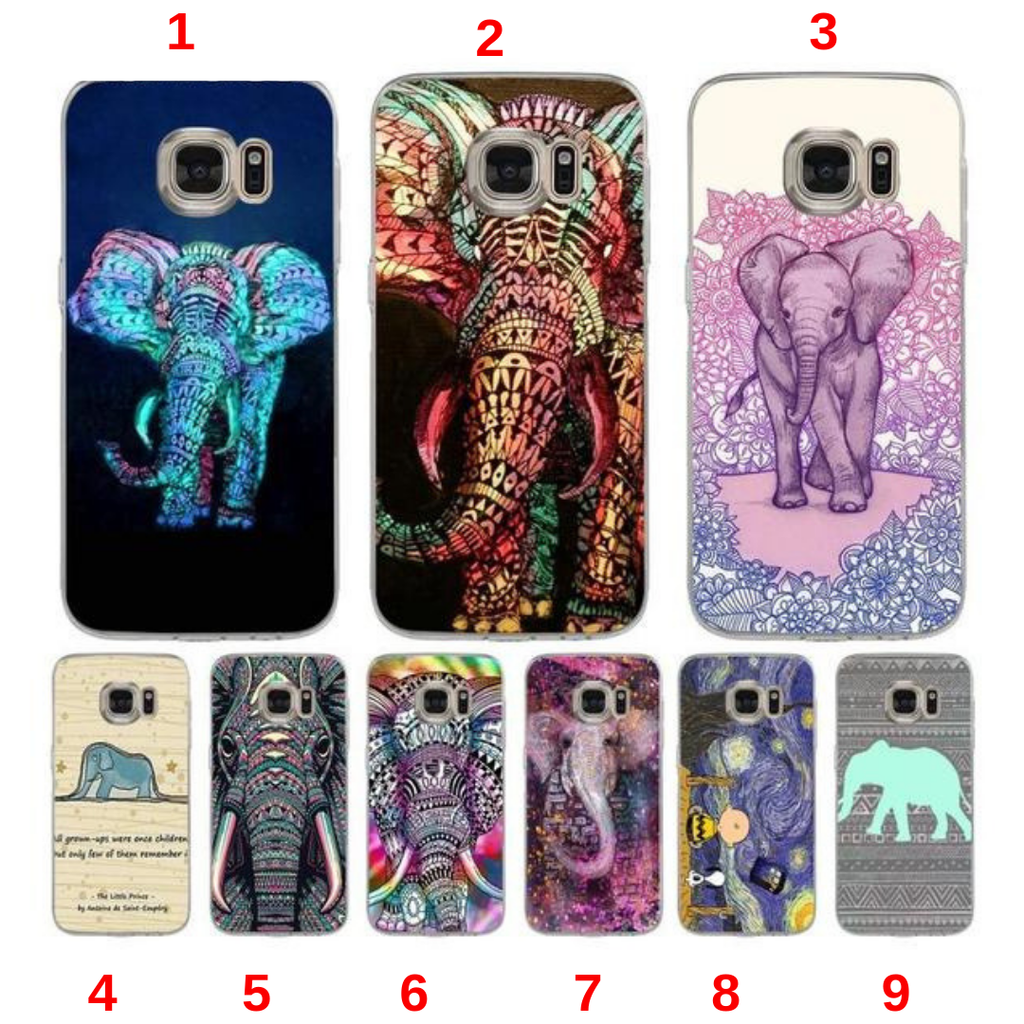 LilliPhant Samsung Elephant Phone Cases - FREE SHIPPING WORLDWIDE