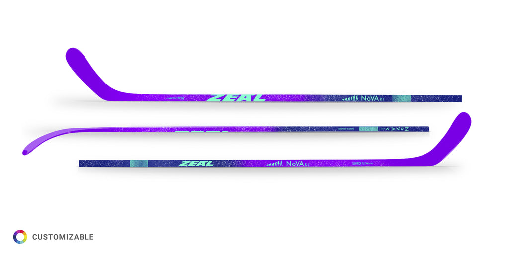 Nova K1 Low Kickpoint Custom Composite Hockey Stick