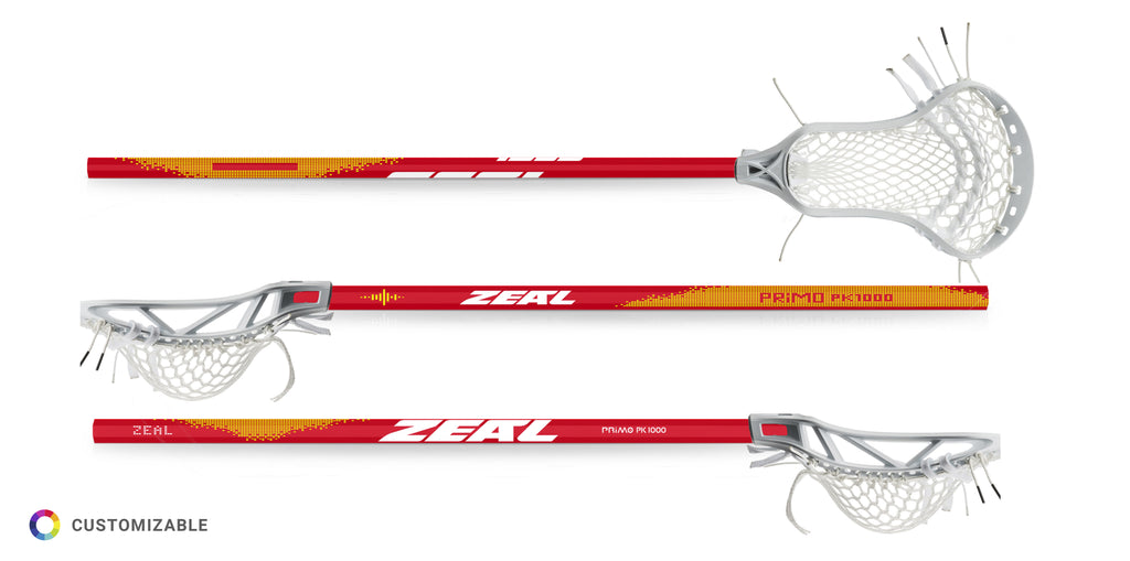 Zeal Hockey-Primo PK1000 Composite Lacrosse Shaft