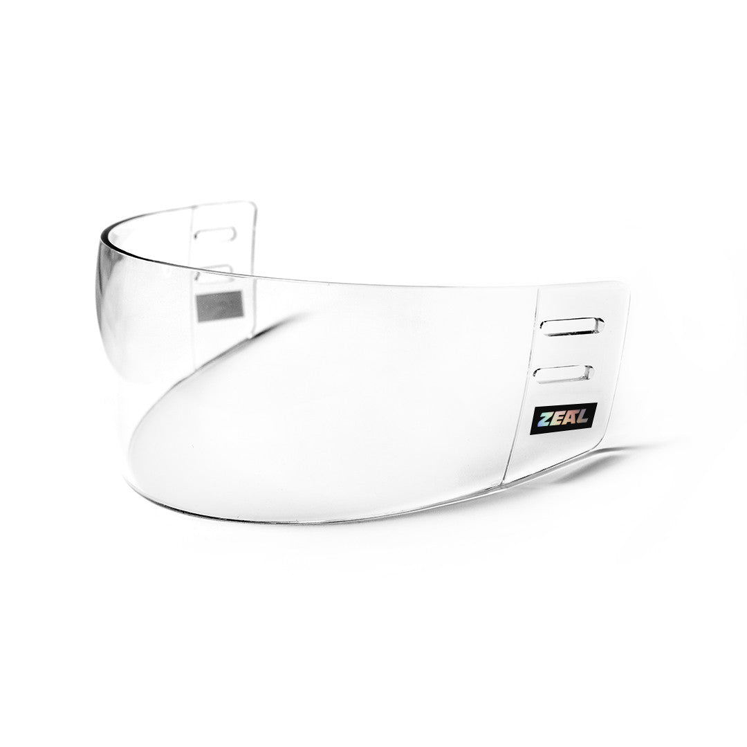 Zeal Hockey-Straight Cut Hockey Visor