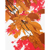 Autumn Leaves Bronze Print