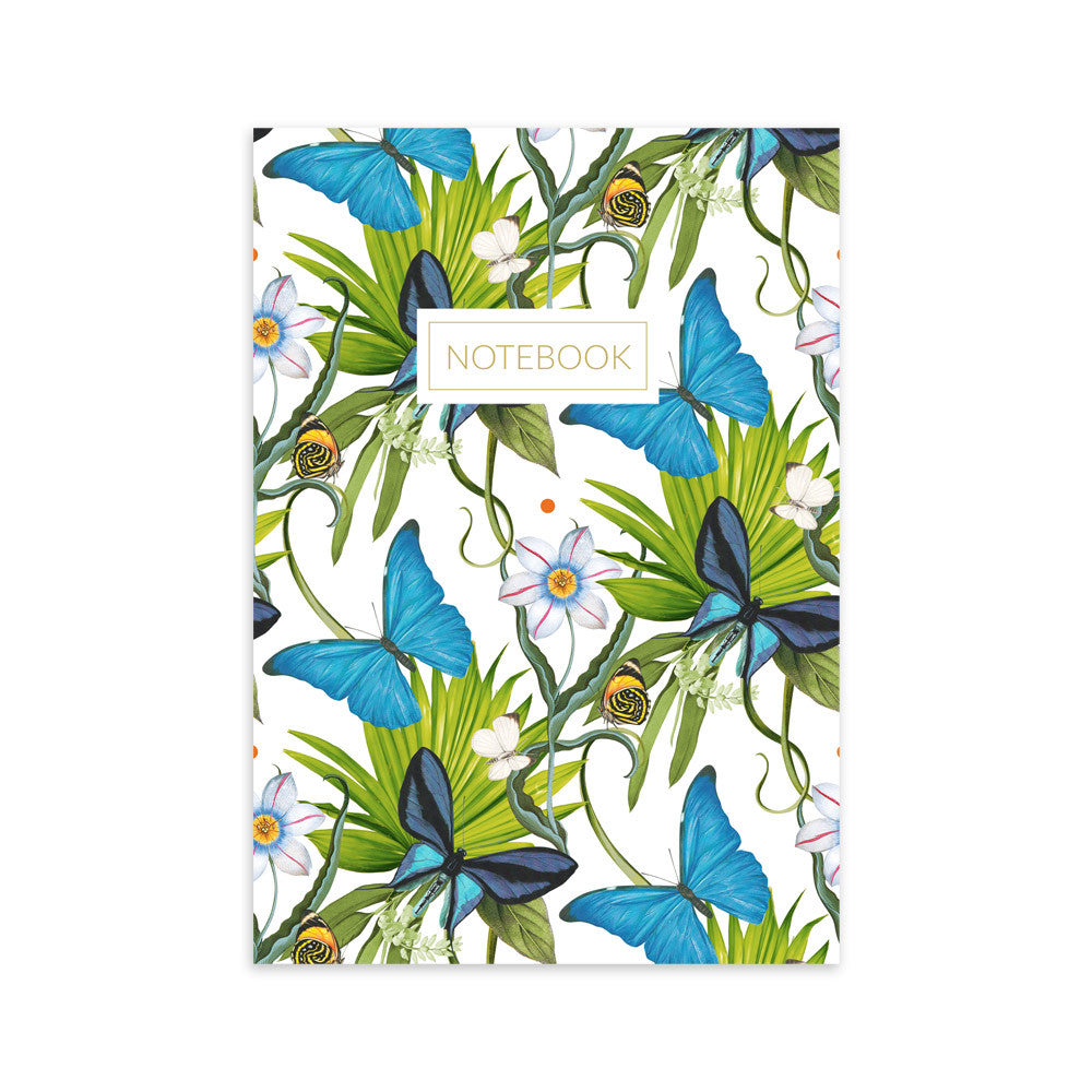 Grand Morpho notebook by Kith & Kin