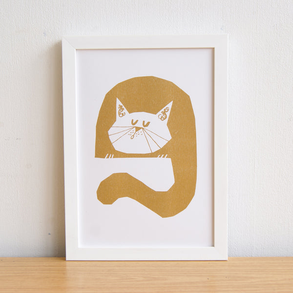 Hi Kitty Print