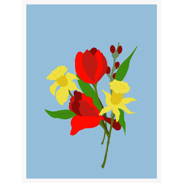 Posy (For You) Print