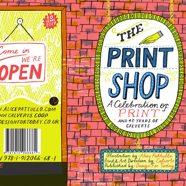 The Print Shop Book
