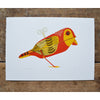 Wind Up Bird Print by Tom Frost