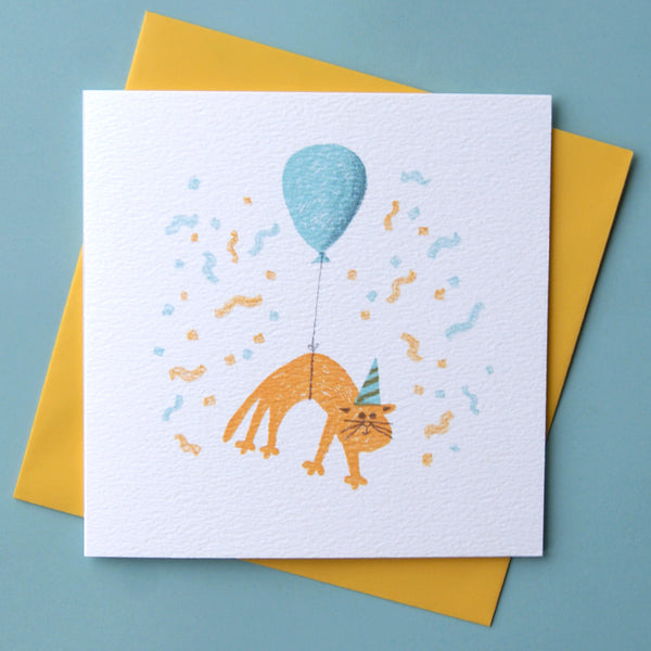 Slinky Surprise Card