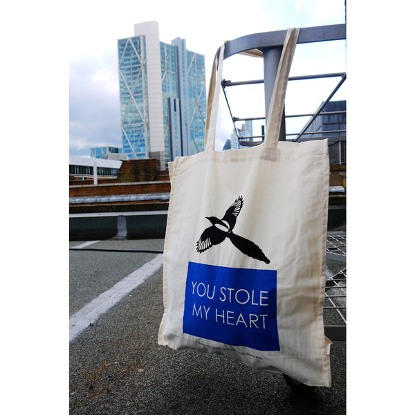 You Stole My Heart Tote