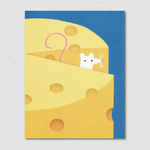 Cheesy Whiskers Card
