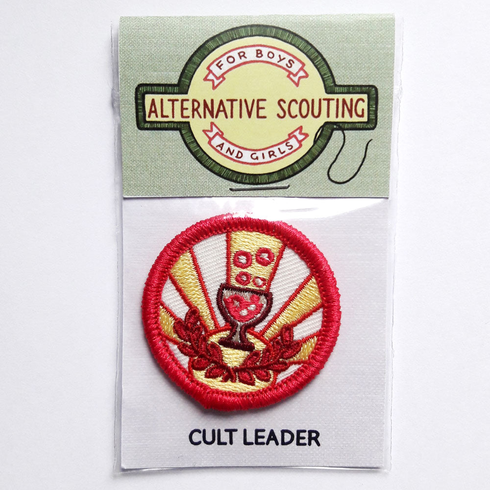 Cult Leader Patch
