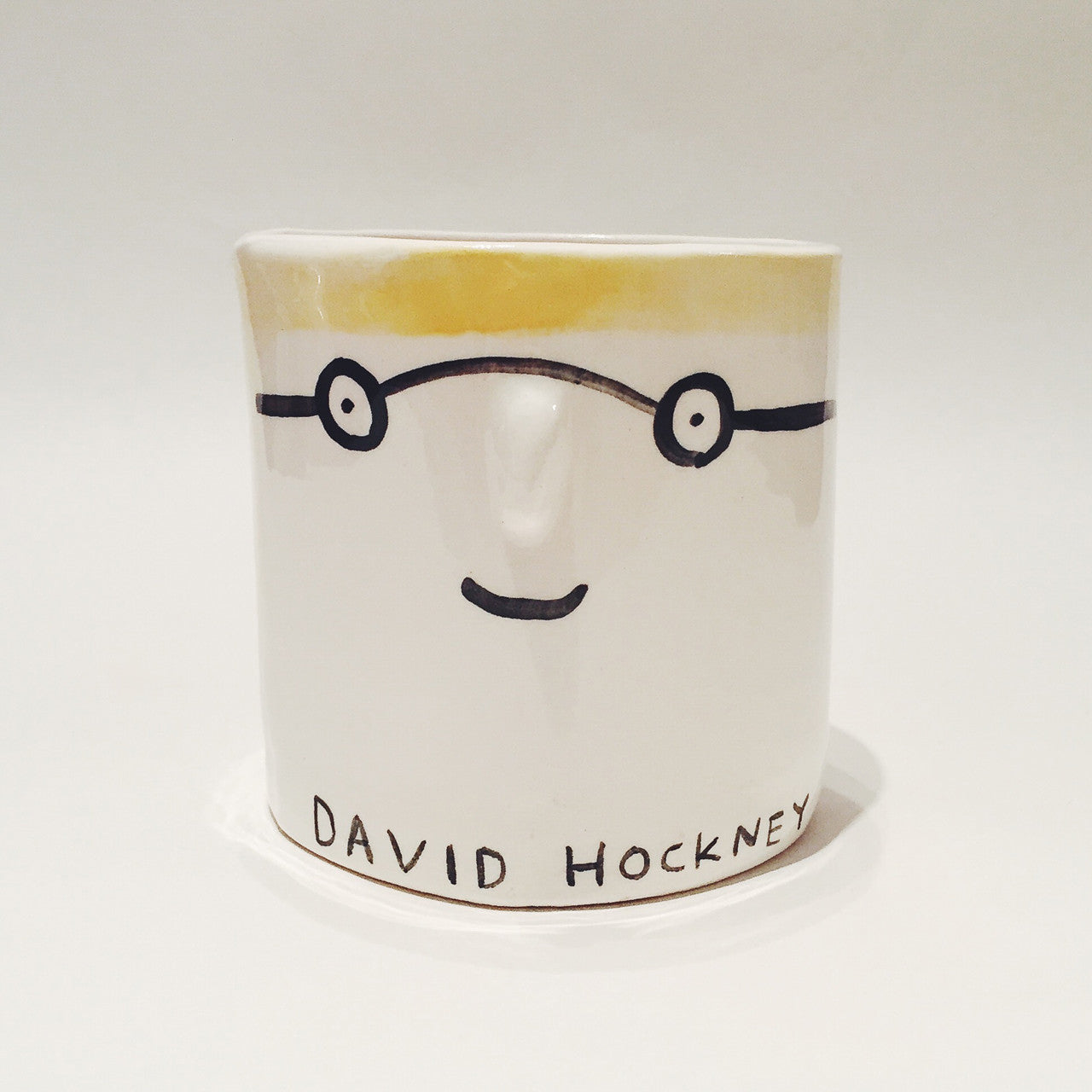 David Hockney Pot By Alex Sickling Soma Gallery