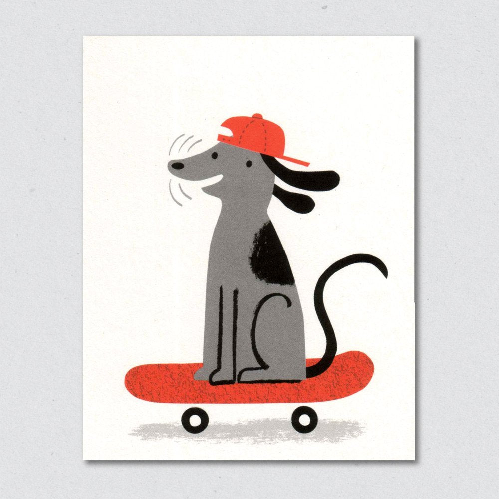 Deck Dog Card