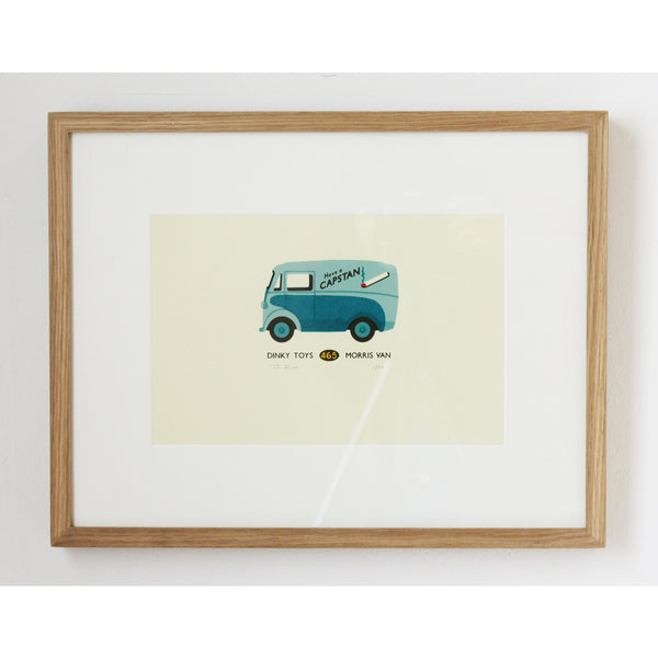 Framed Capstan Van by Tom Frost