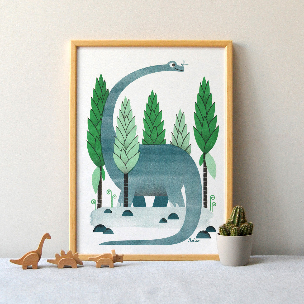 Doyouthinkhesaurus Print