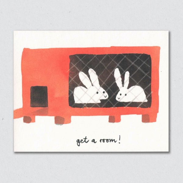 Get a room card by Lisa Jones Studio