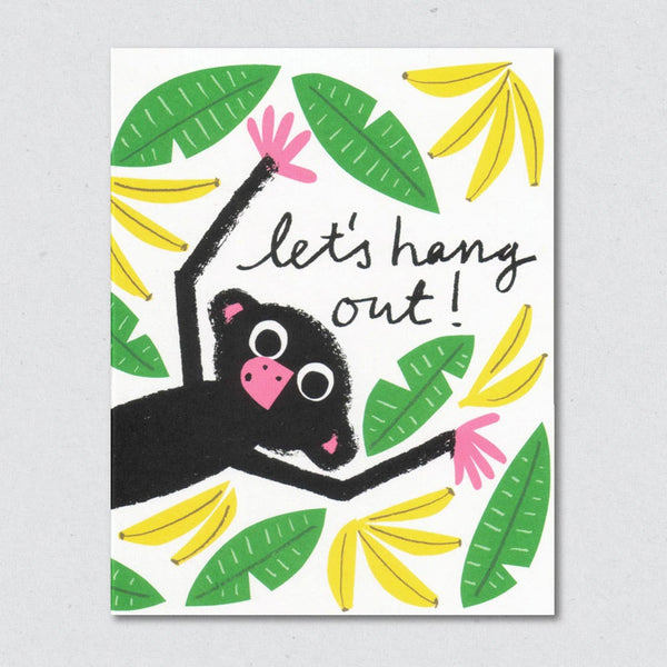Hang Out Card