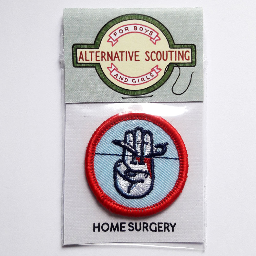 Home Surgery Patch