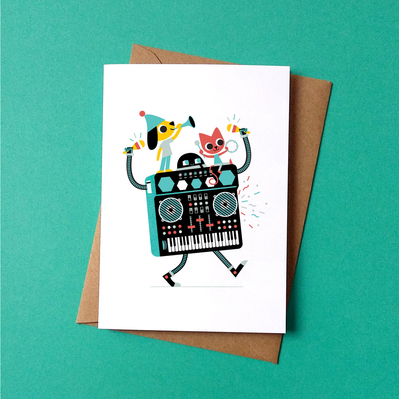 Synthi Party Card