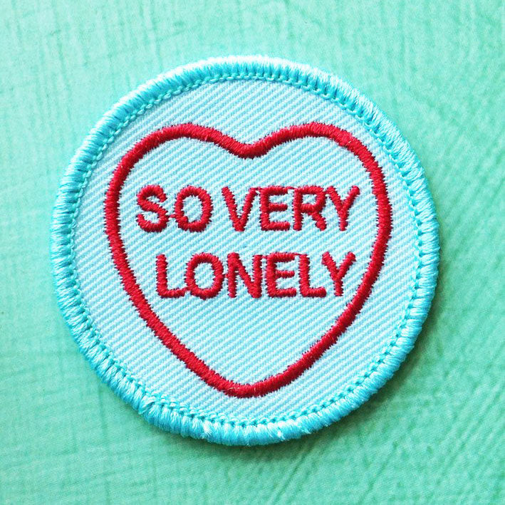 Lonely Heart Patch