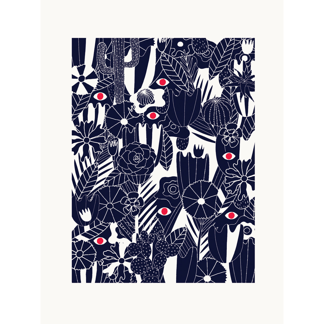 The Jungle Print