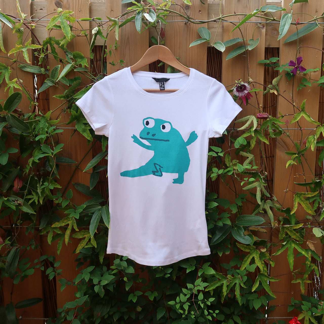 Newt Turquoise T-shirt - Woman 14 Slim Fit