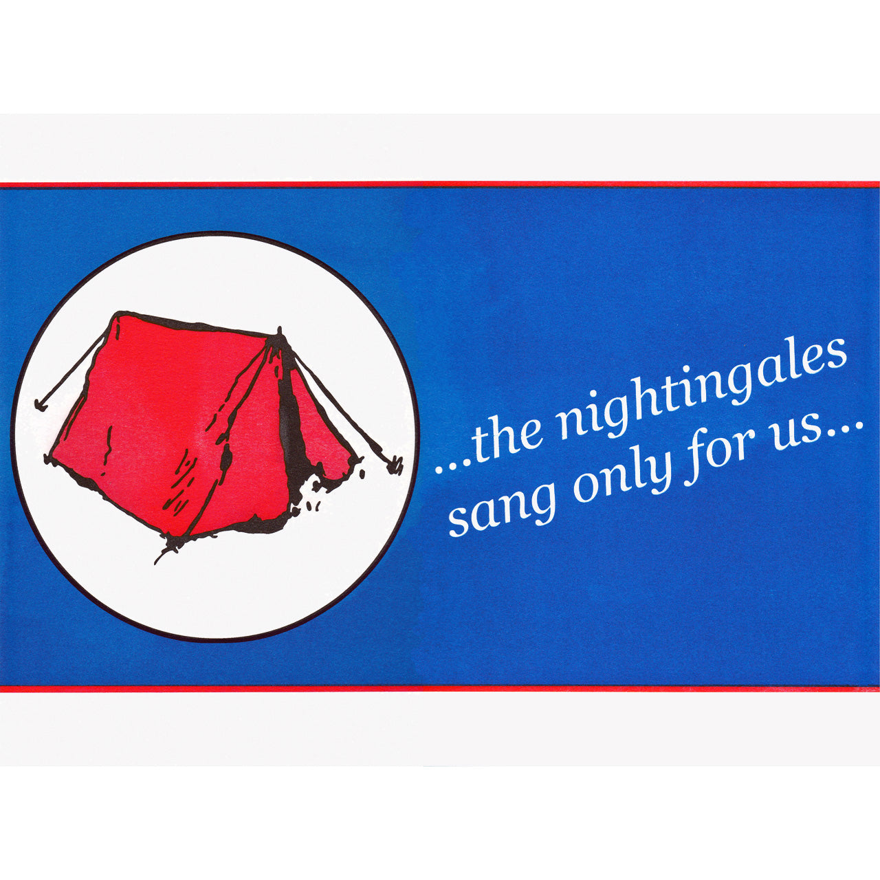 Nightingales Print