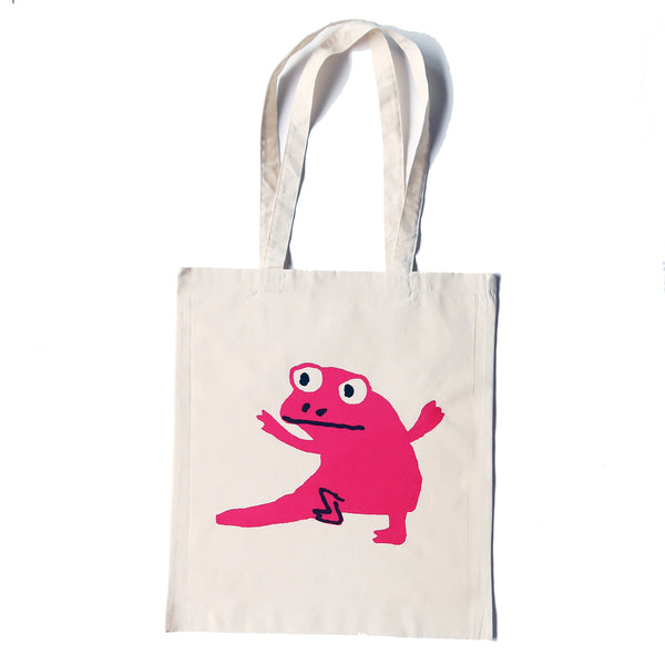 Newt Pink Tote