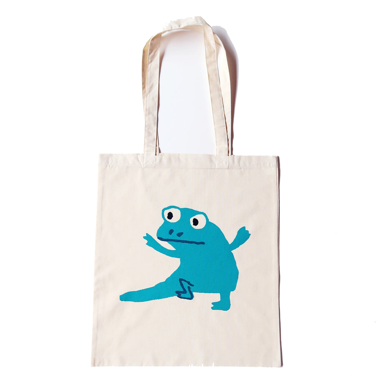 Newt Turquoise Tote