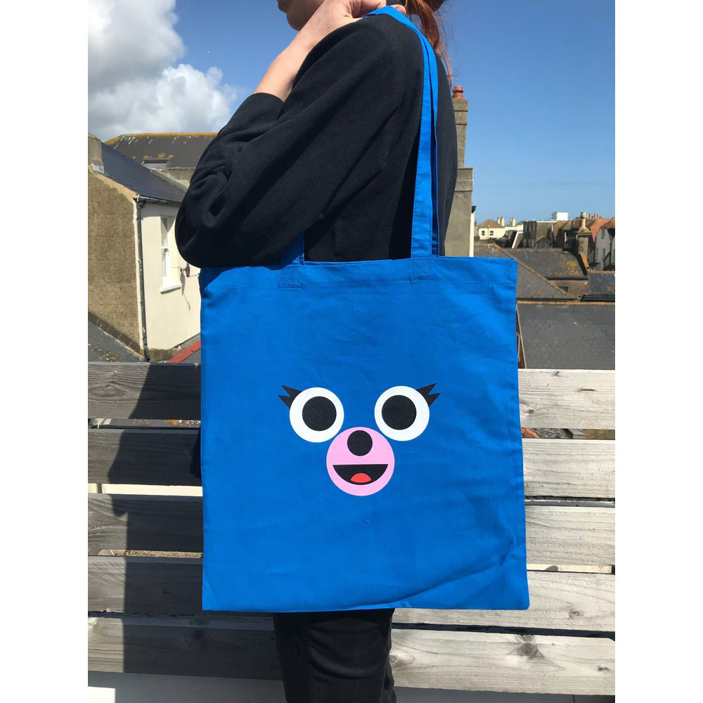 Wilbur the Bear Tote Bag