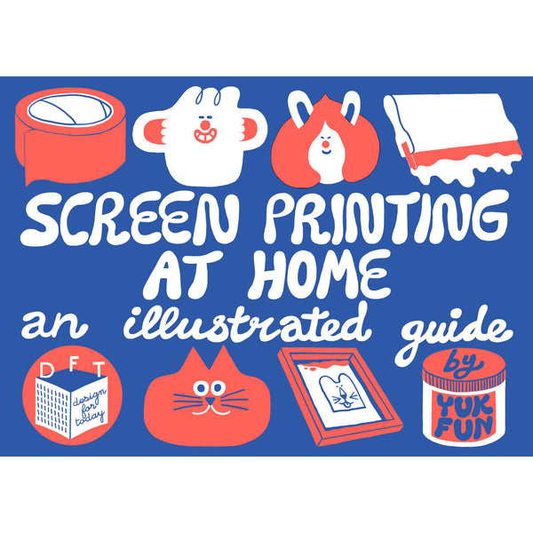 Screen Printing at Home