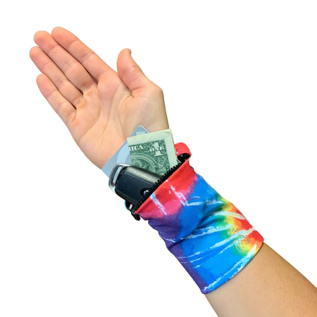 wrist wallets for men/women