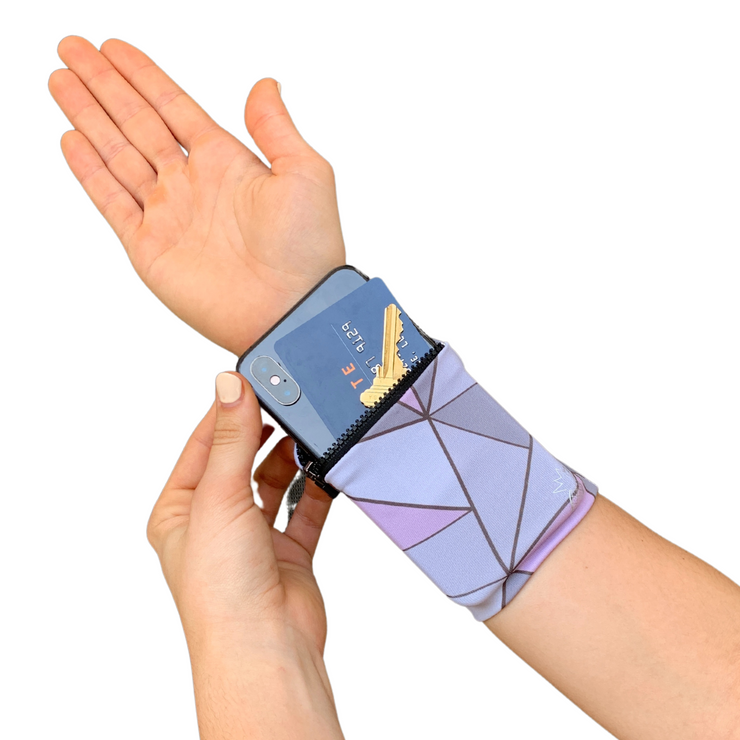 Exclusive Wrist Locker® – Wrist Wallet Graphic Prints