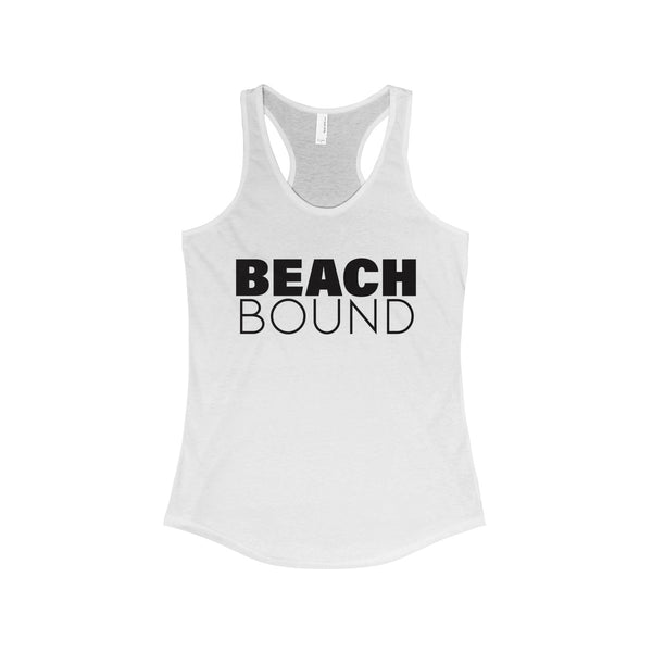 BEACH BOUND - Women's Racerback Tank