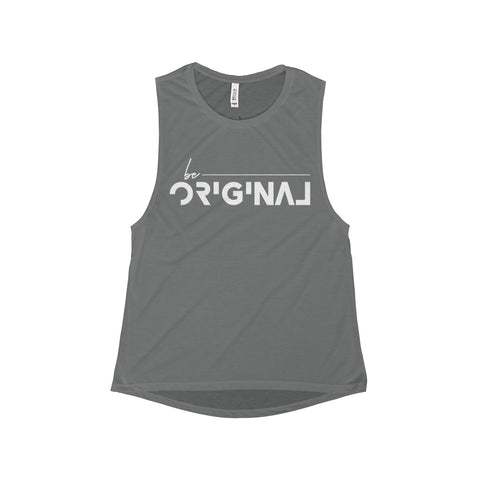 BE ORIGINAL - Women's Muscle Tank