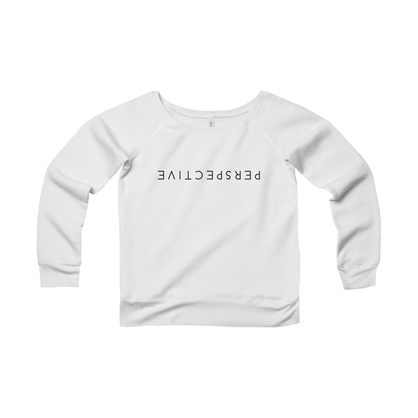 PERSPECTIVE - Women's Wide Neck Sweater