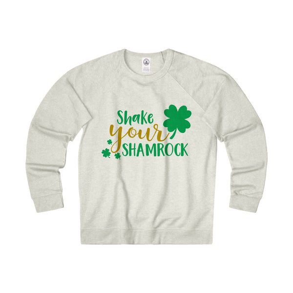 SHAKE YOUR SHAMROCK - French Terry Crew