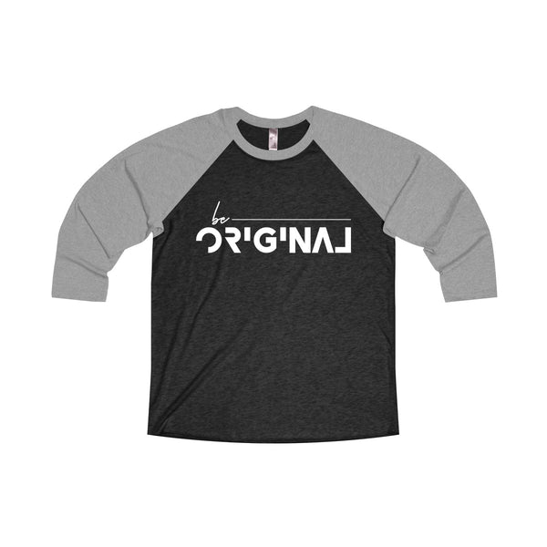 BE ORIGINAL - Unisex Raglan