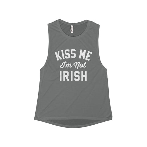 KISS ME - Women's Muscle Tank
