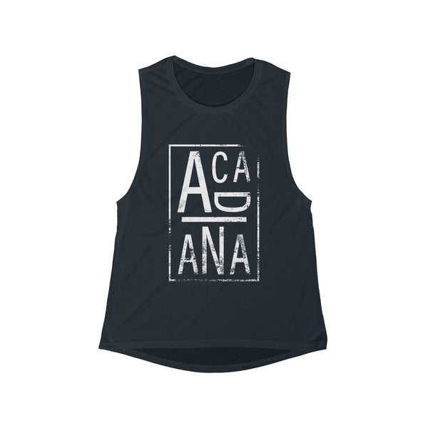 ACADIANA -Women's Muscle Tank