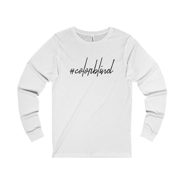 #colorblind - Long Sleeve