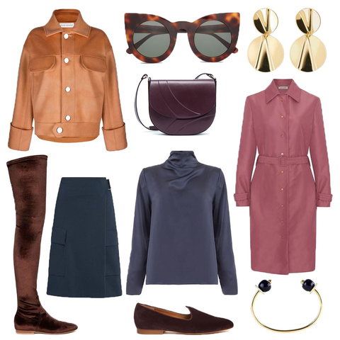 OUR EDIT: AUTUMN SHADES