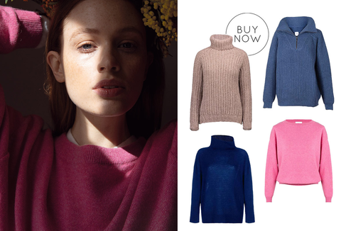 Faire Cashmere Pullover bei the wearness