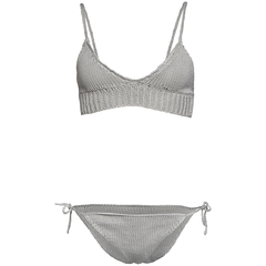 Knitted Love Bikini on the wearness Online-Shop hand-gehäkelt