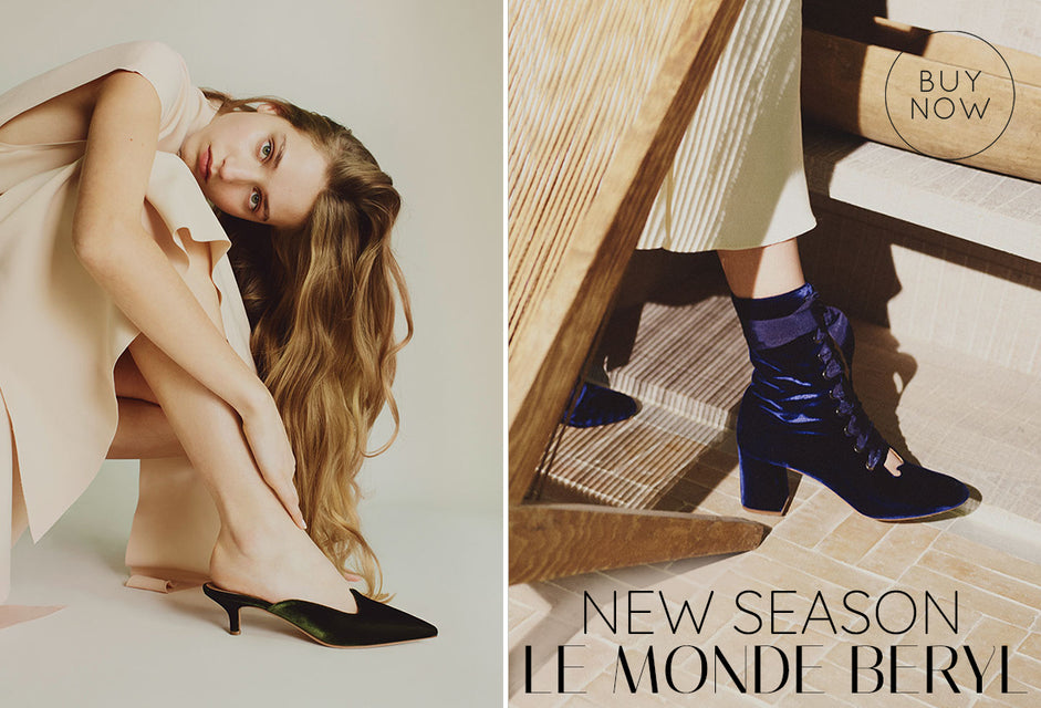 Le Monde Beryl, Schuhe aus Italien - the wearness Online Shop