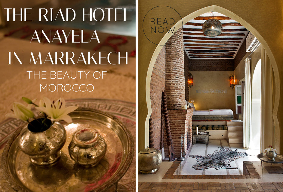 Riad Hotel AnaYela in Marrakech