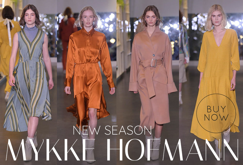 Mykke Hofmann new Season