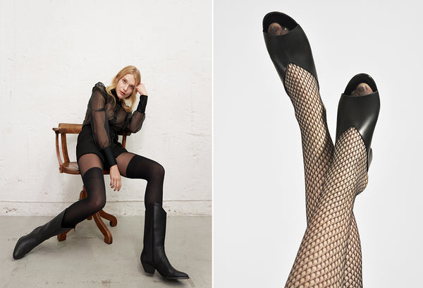 Swedish Stockings Strumpfhosen aus recyceltem Nylon