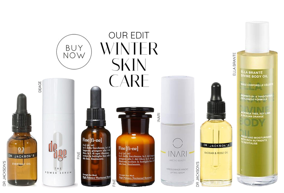 Naturkosmetik für kalte Winter-Tage - the wearness